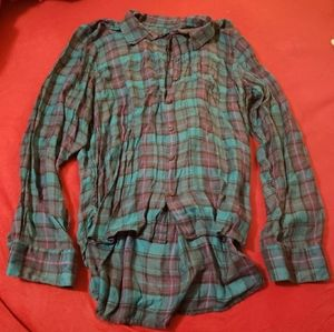 American Eagle Flannel XL
